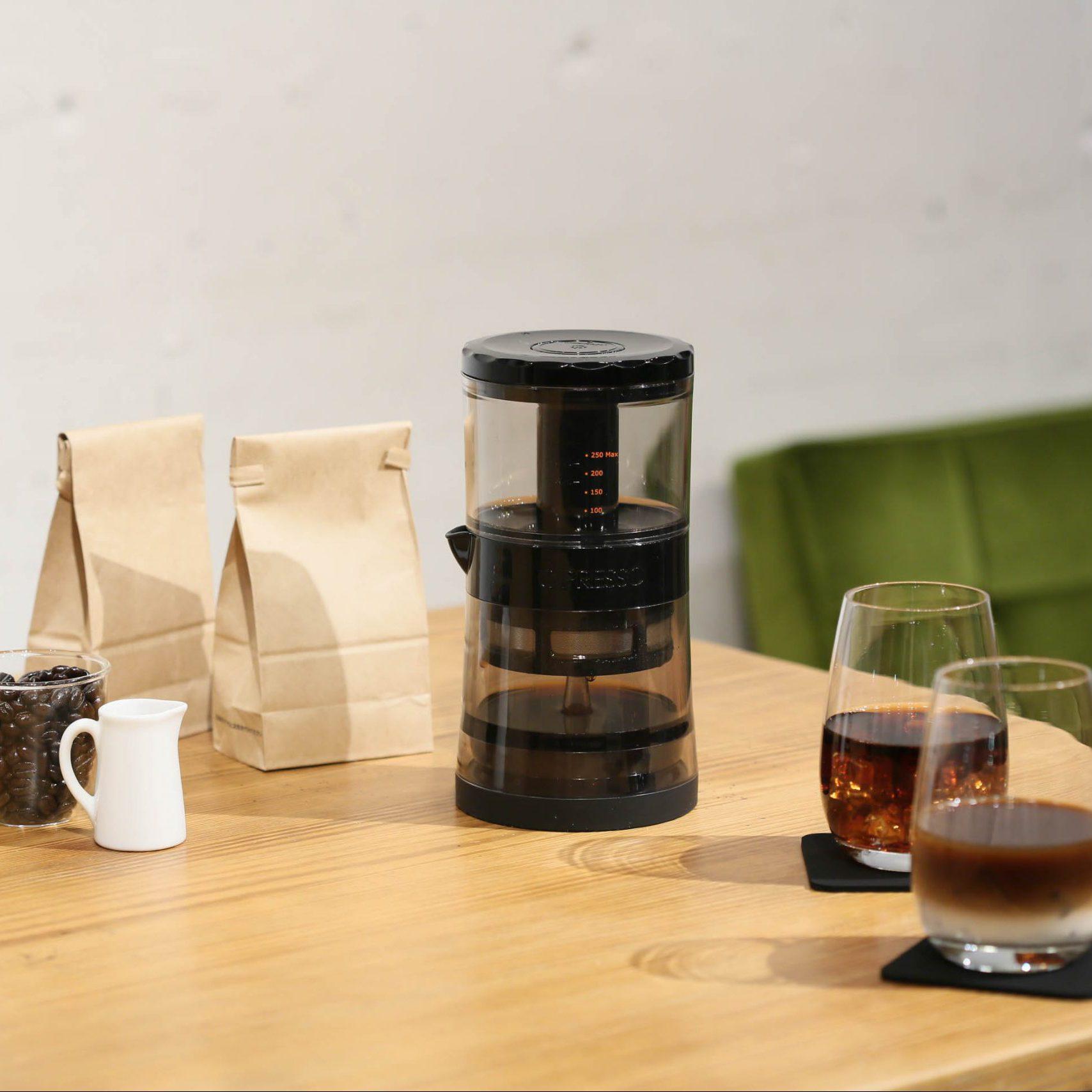 ジャイロプレッソコーヒーメーカー<br>MDK-GP01