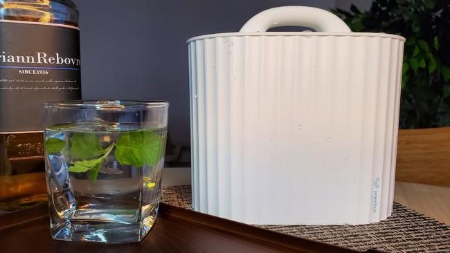 """【新商品】BARの""""透明な丸氷やスクエア型、""""ダイヤ型""""まで⁉""""自宅""""で簡単にできる!ジュエルアイスが11月13日に発売します。"""